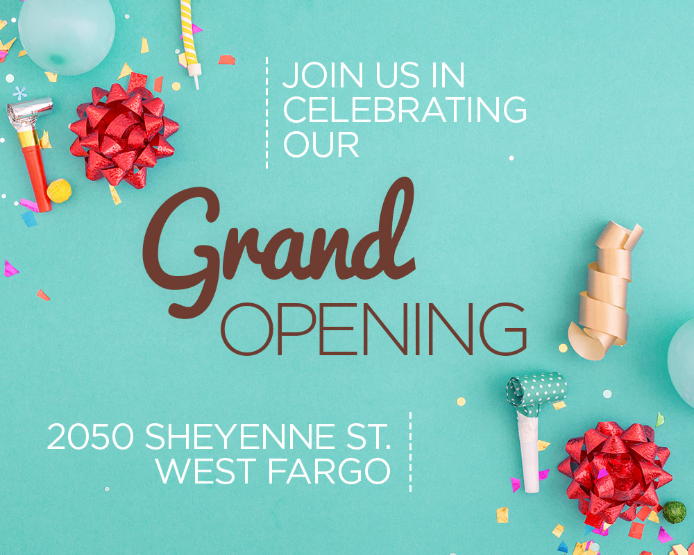Don't Miss our Grand Opening!