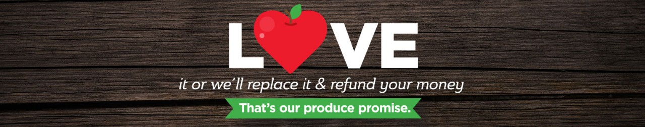 Our Produce Promise