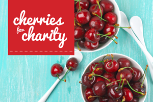 Cherries for Charity